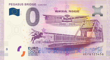UEFG-2020-2 PEGASUS BRIDGE  6 JUIN 1944